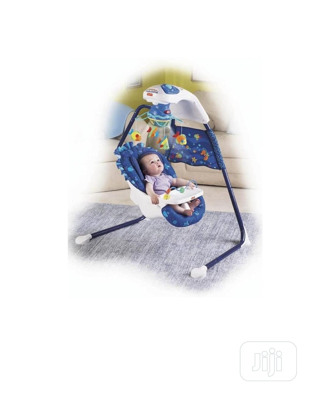 Aquarium Cradle Swings | Children's Gear & Safety for sale in Ikeja, Lagos State, Nigeria