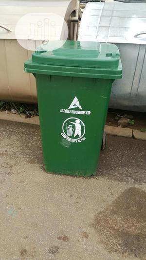 Plastic 240L Waste Bin. Free Delivery | Home Accessories for sale in Abuja (FCT) State, Apo District
