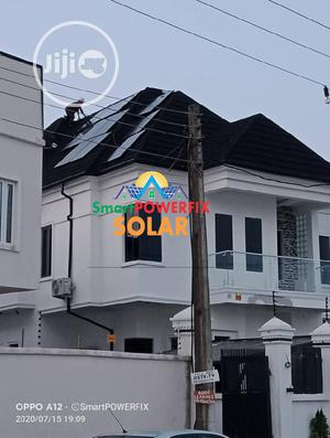 10kva Hybrid Smartpowerfix Inverter And Solar Installation | Solar Energy for sale in Lagos State, Ibeju
