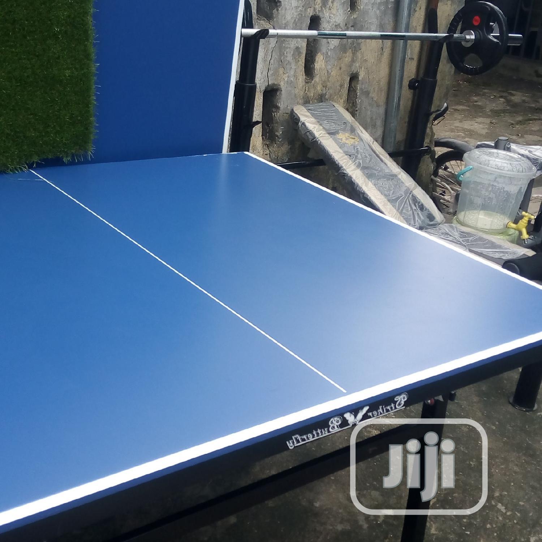 Table Tennis Outdoor Waterproof Board