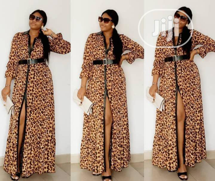 Classic Ladies Long Dress