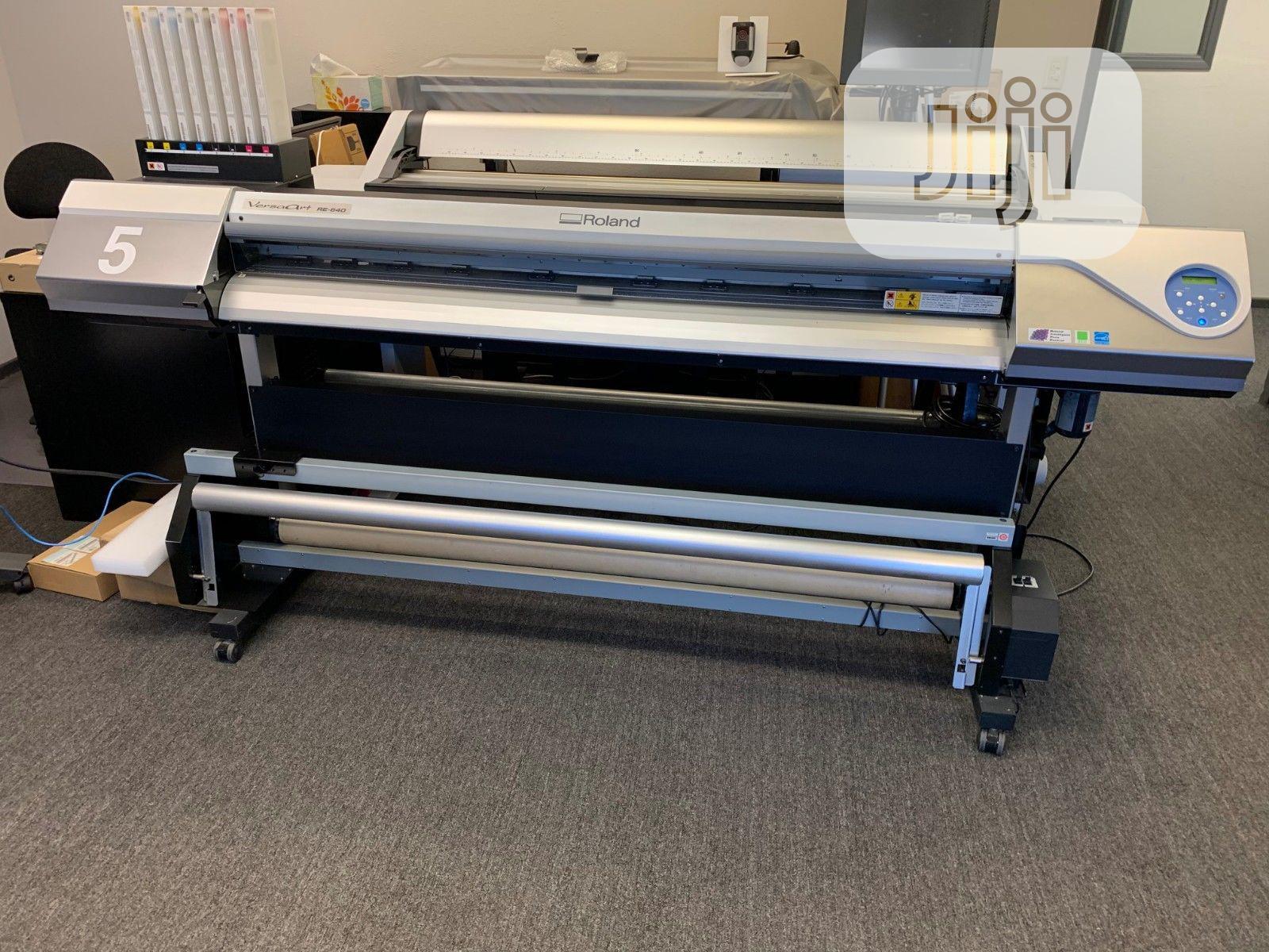 Roland 5 Feet Eco Solvent Printer