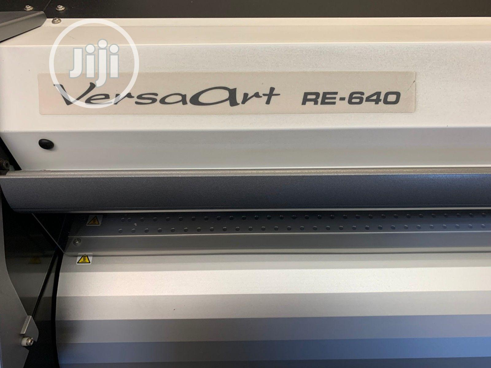 Roland 5 Feet Eco Solvent Printer | Printing Equipment for sale in Ikeja, Lagos State, Nigeria