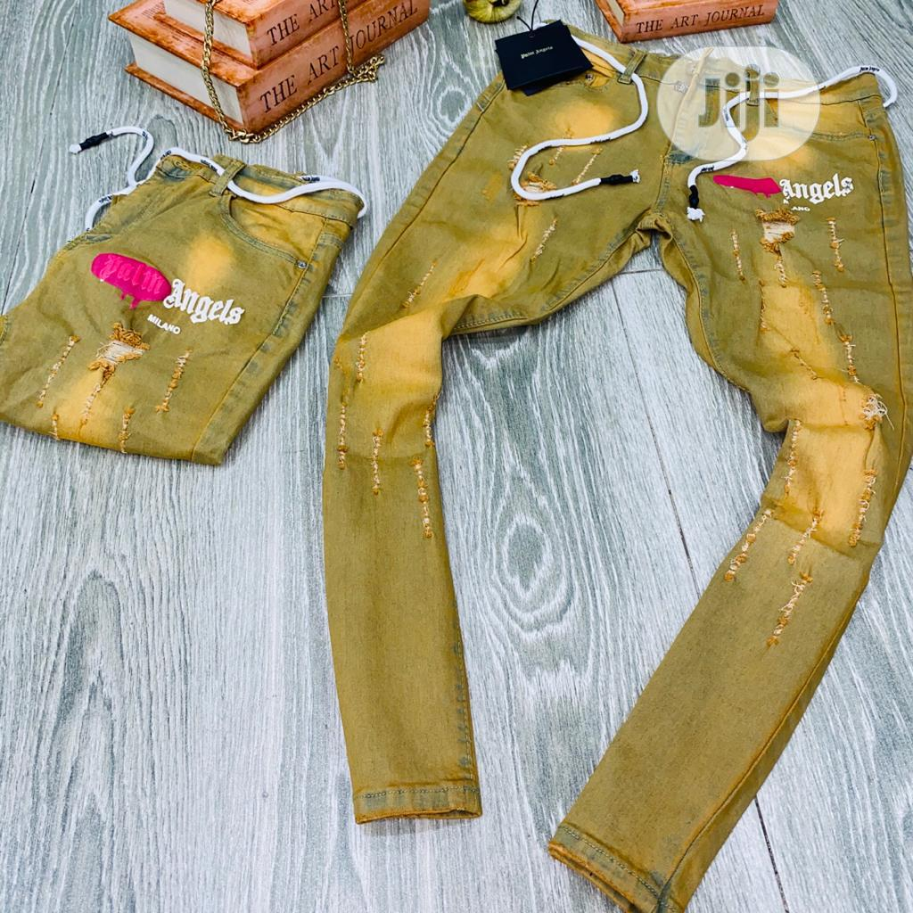 Palm Angels Jeans | Clothing for sale in Lagos Island (Eko), Lagos State, Nigeria