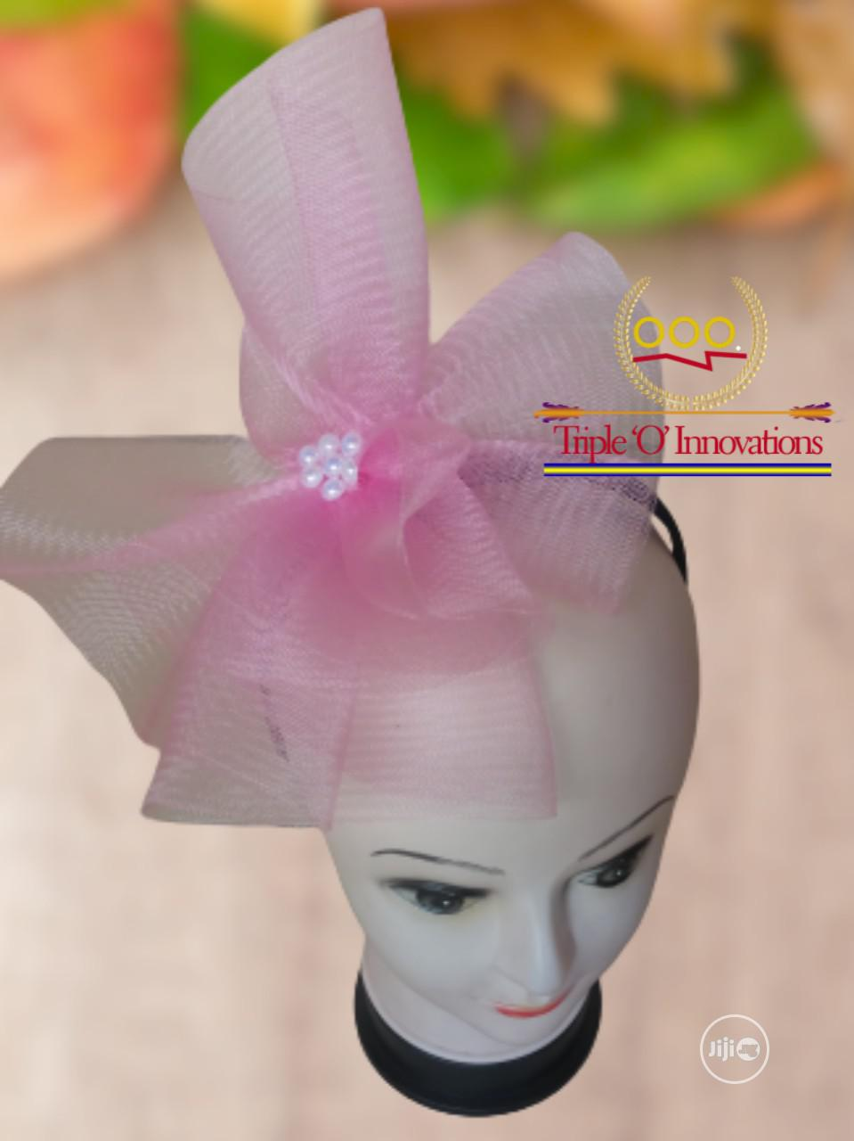 Archive: Hats And Fascinators