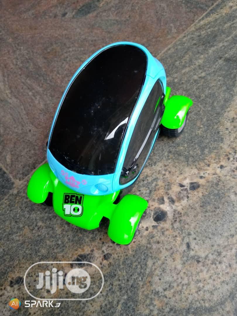 Children Light Toy Car