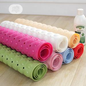 Anti Slip Bathroom Mat With Sucker Rubber   Home Accessories for sale in Lagos State, Lagos Island (Eko)