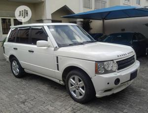 Land Rover Range Rover Vogue 2006 White | Cars for sale in Lagos State, Ikeja