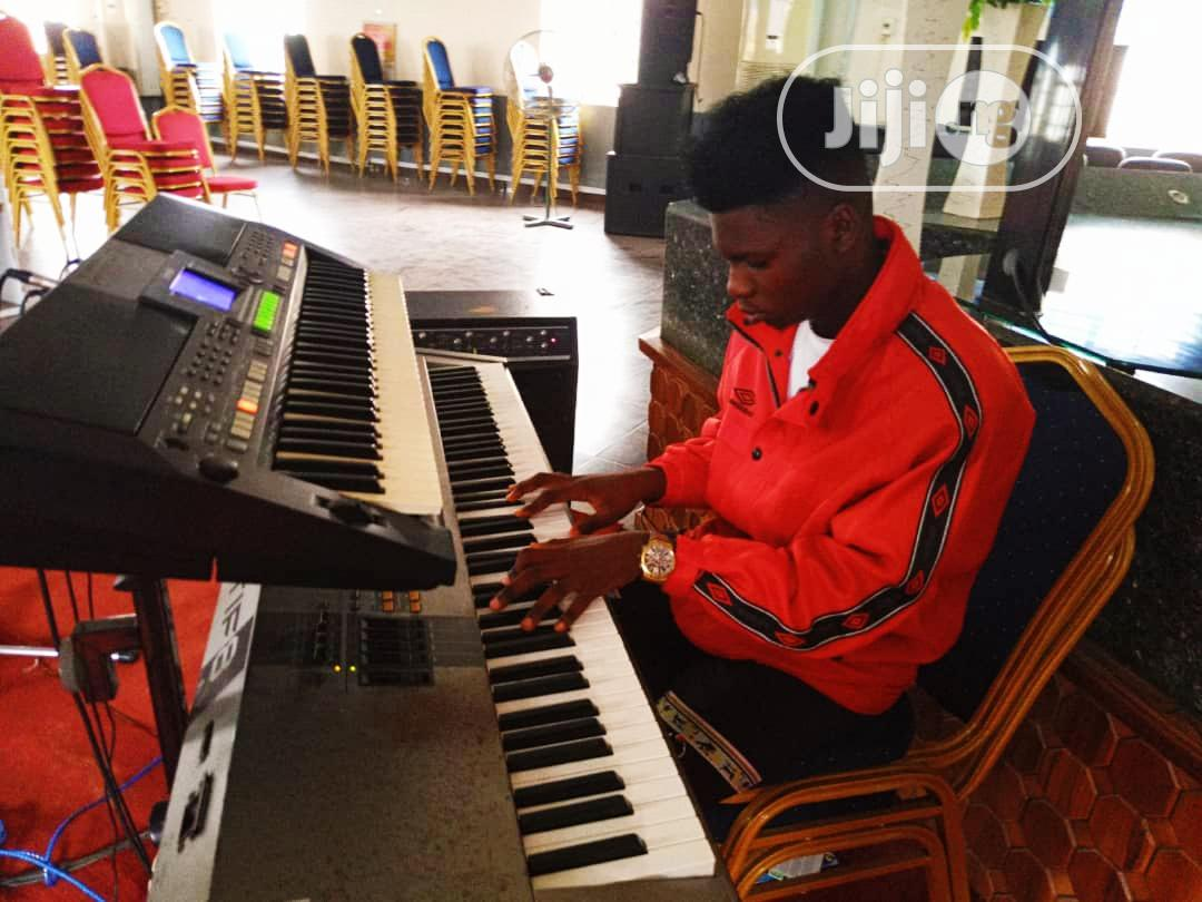 Church Pianist | DJ & Entertainment Services for sale in Lagos Island (Eko), Lagos State, Nigeria