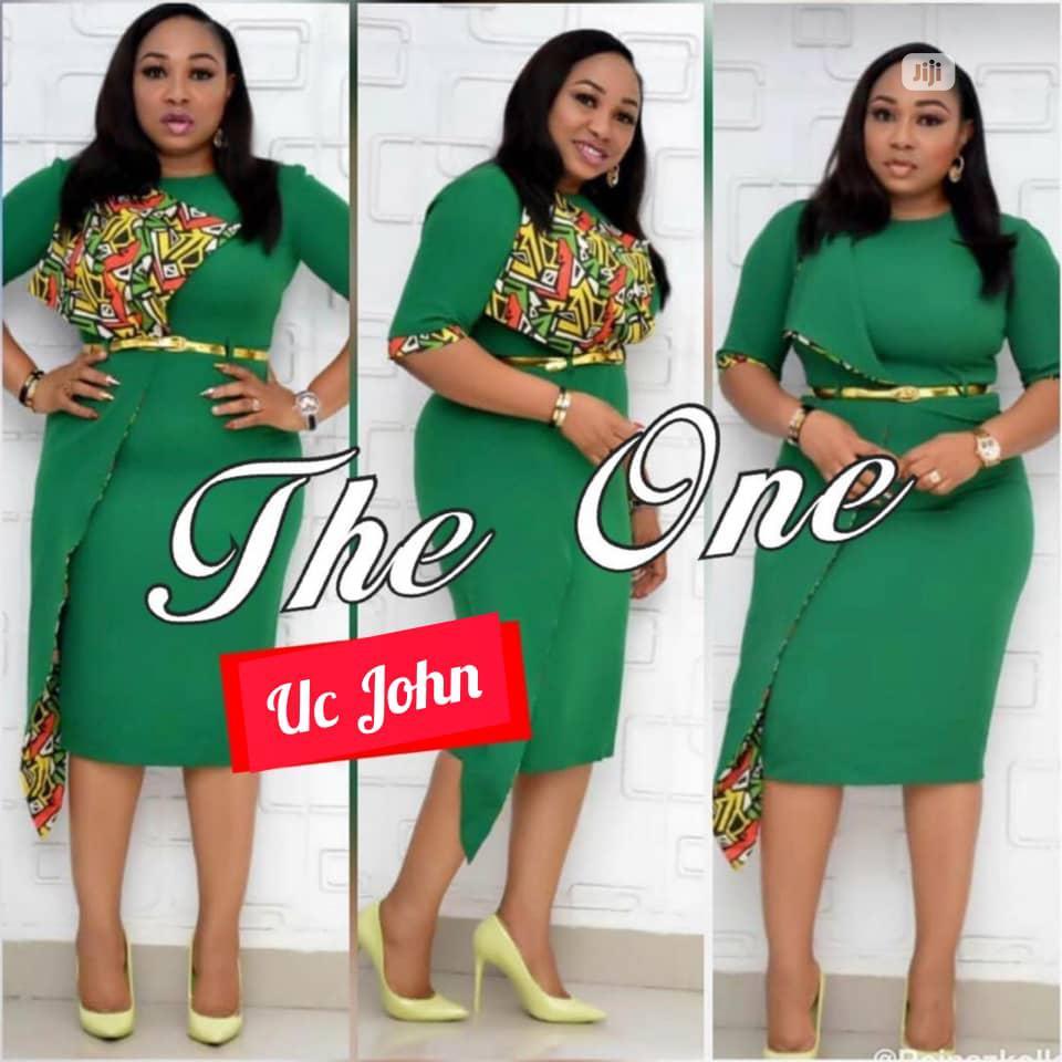 Elegant and Fashionable Dress