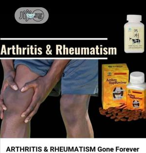 Arthritis And Rheumatism (Anthro Supreviver) | Vitamins & Supplements for sale in Lagos State, Ikotun/Igando