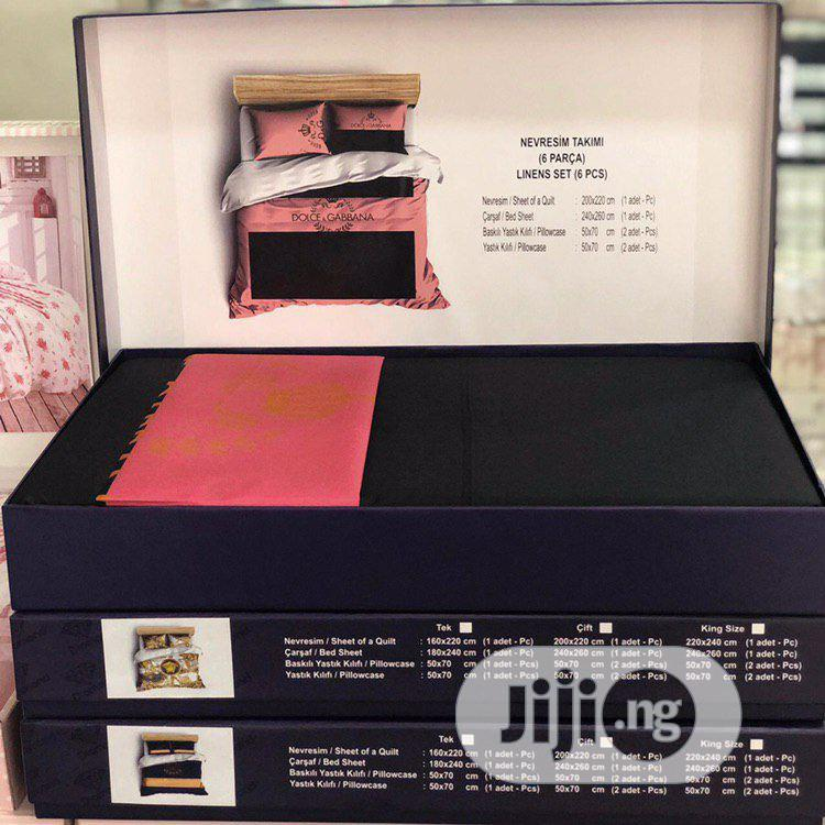 Branded Bedding Sets   Home Accessories for sale in Lekki, Lagos State, Nigeria