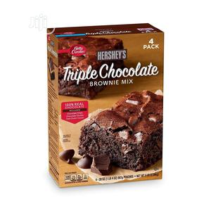 Triple Chocolate Brownie Mix   Meals & Drinks for sale in Lagos State, Lekki