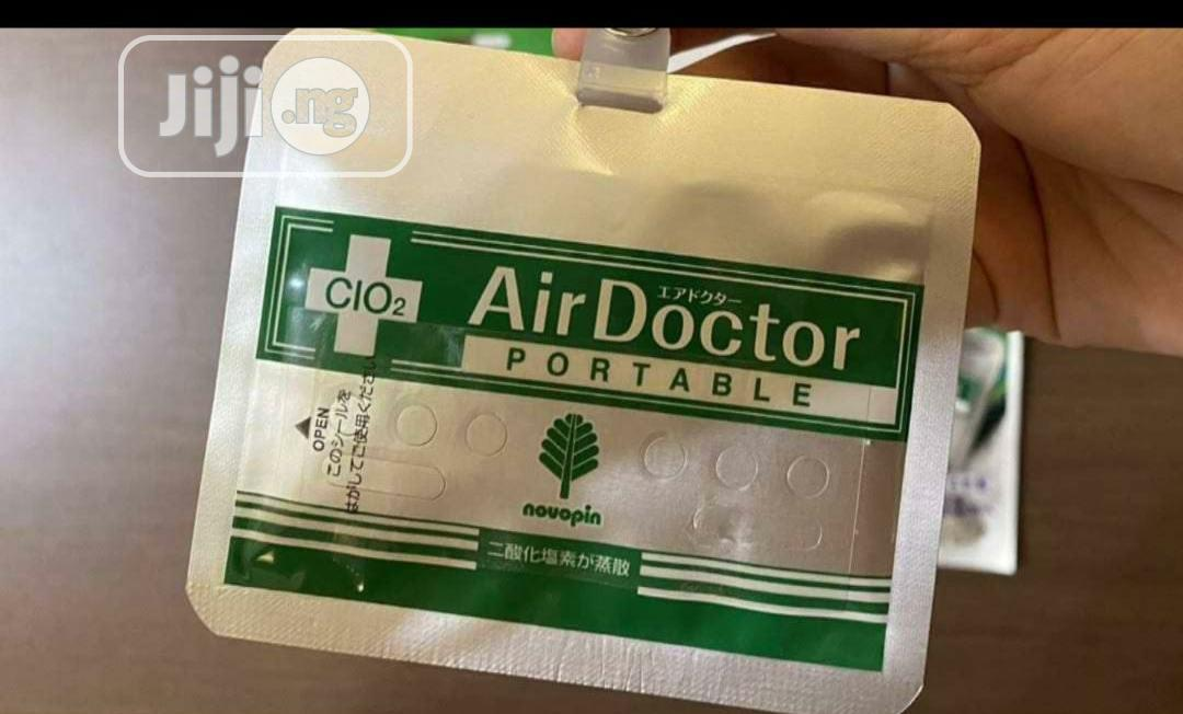 Portable Air Doctor Green Air Doctor | Medical Equipment for sale in Lekki, Lagos State, Nigeria