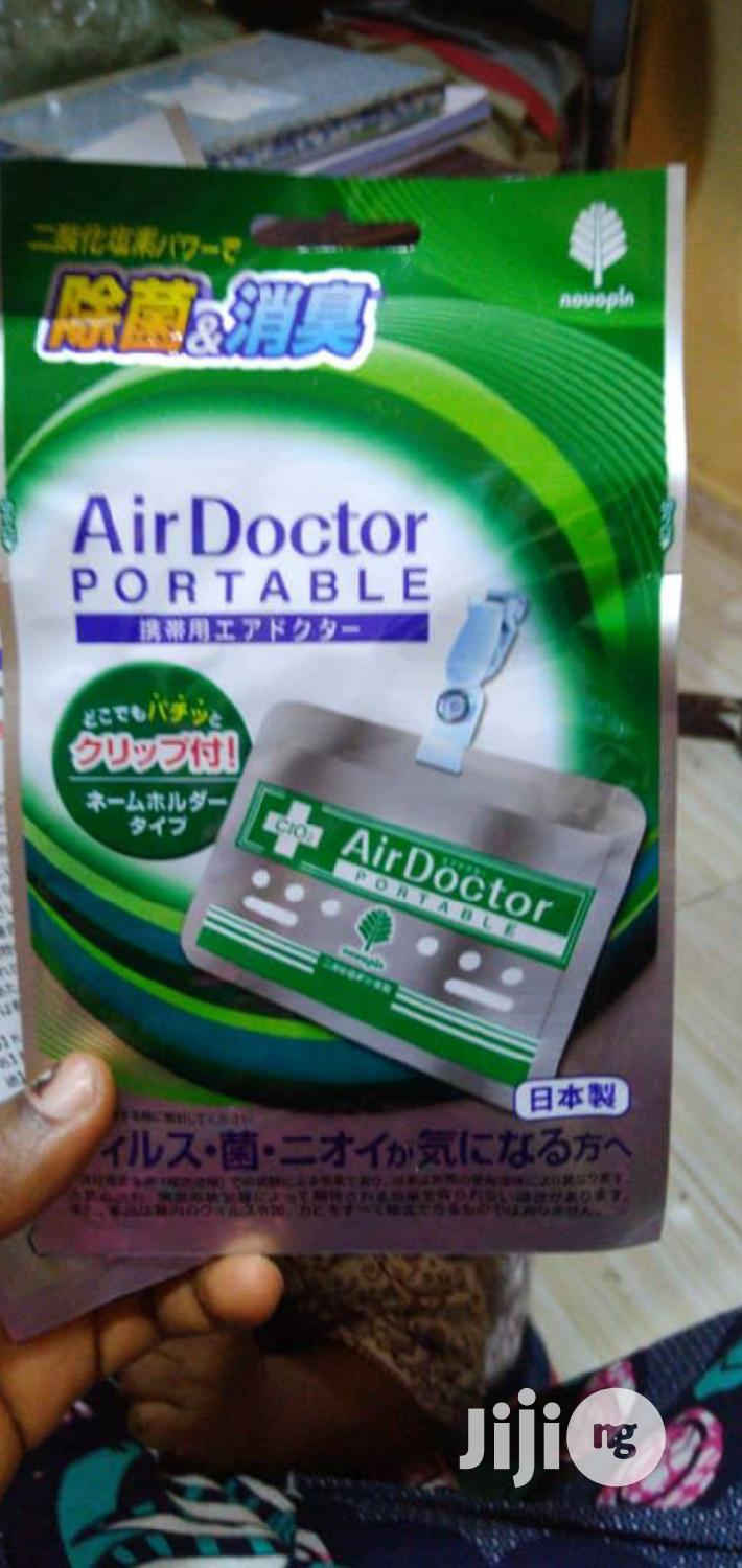 Portable Air Doctor Green Air Doctor
