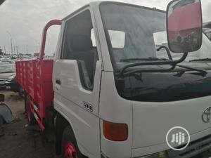Toyota Dyna 200 Normal White Red | Trucks & Trailers for sale in Lagos State, Apapa