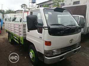 Toyota Dyna 150 Normal Green and White   Trucks & Trailers for sale in Lagos State, Apapa