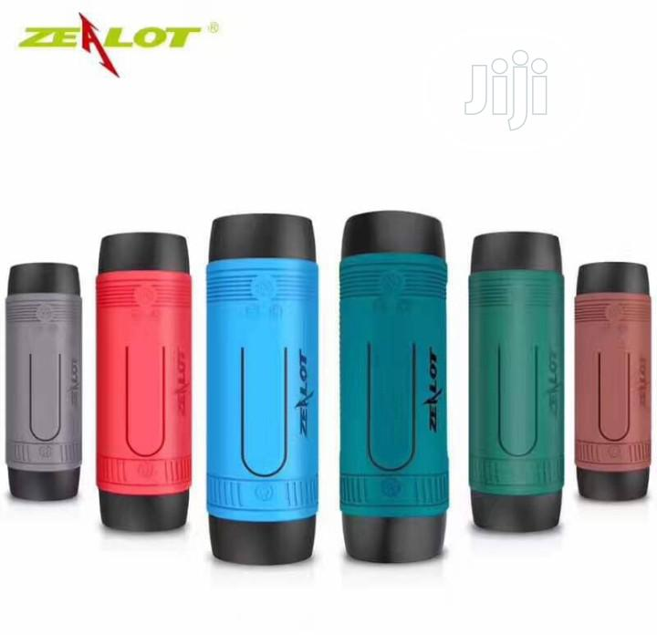 Bluetooth Speaker With Torchlight And Powerbank | Audio & Music Equipment for sale in Port-Harcourt, Rivers State, Nigeria
