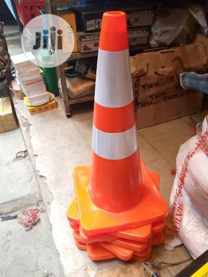 Caution Sign ,( Cone 75 Cm) | Safetywear & Equipment for sale in Lagos State, Lekki