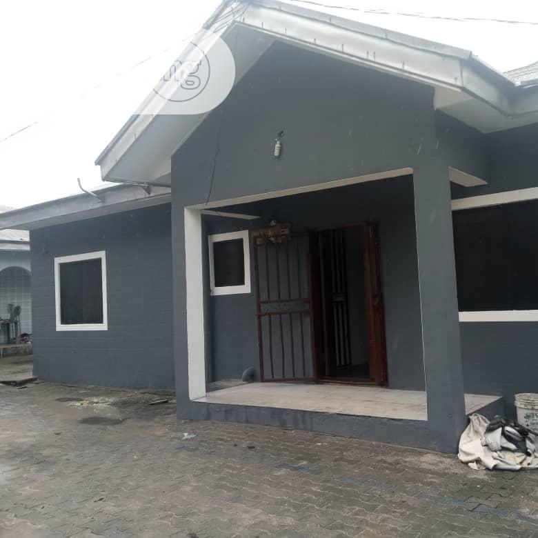 Neat 2 Bedroom Flat For Rent In Woji Port Harcourt