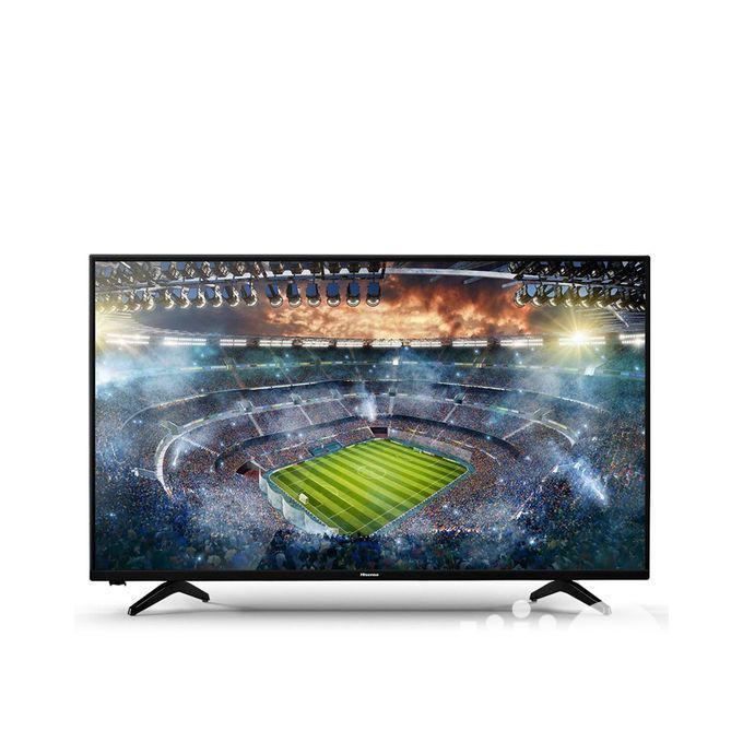 Hisense 32 LED HD TV Black | TV & DVD Equipment for sale in Apo District, Abuja (FCT) State, Nigeria
