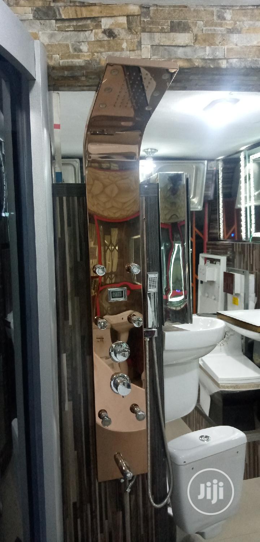Rose Gold Power Shower