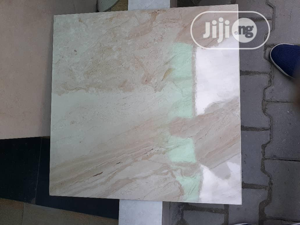 Quality Spanish Floor Tiles For Ur Perfect Home Use | Building Materials for sale in Ikeja, Lagos State, Nigeria