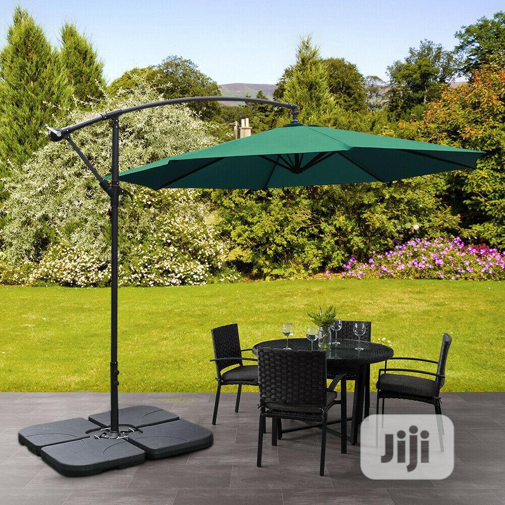 Umbrella Parasol Garden Outdoor Tent