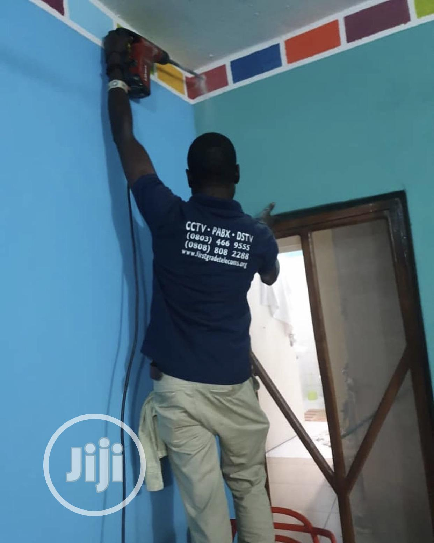 Archive: CCTV Camera KIT And Installation At Magodo Lagos