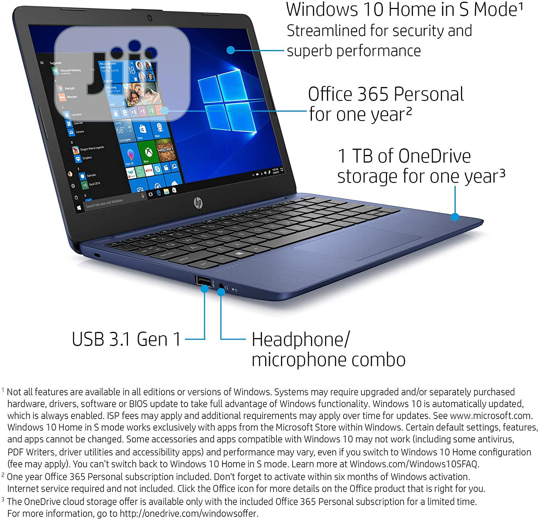 New Laptop HP Stream 11 4GB Intel Atom 32GB   Laptops & Computers for sale in Ikeja, Lagos State, Nigeria