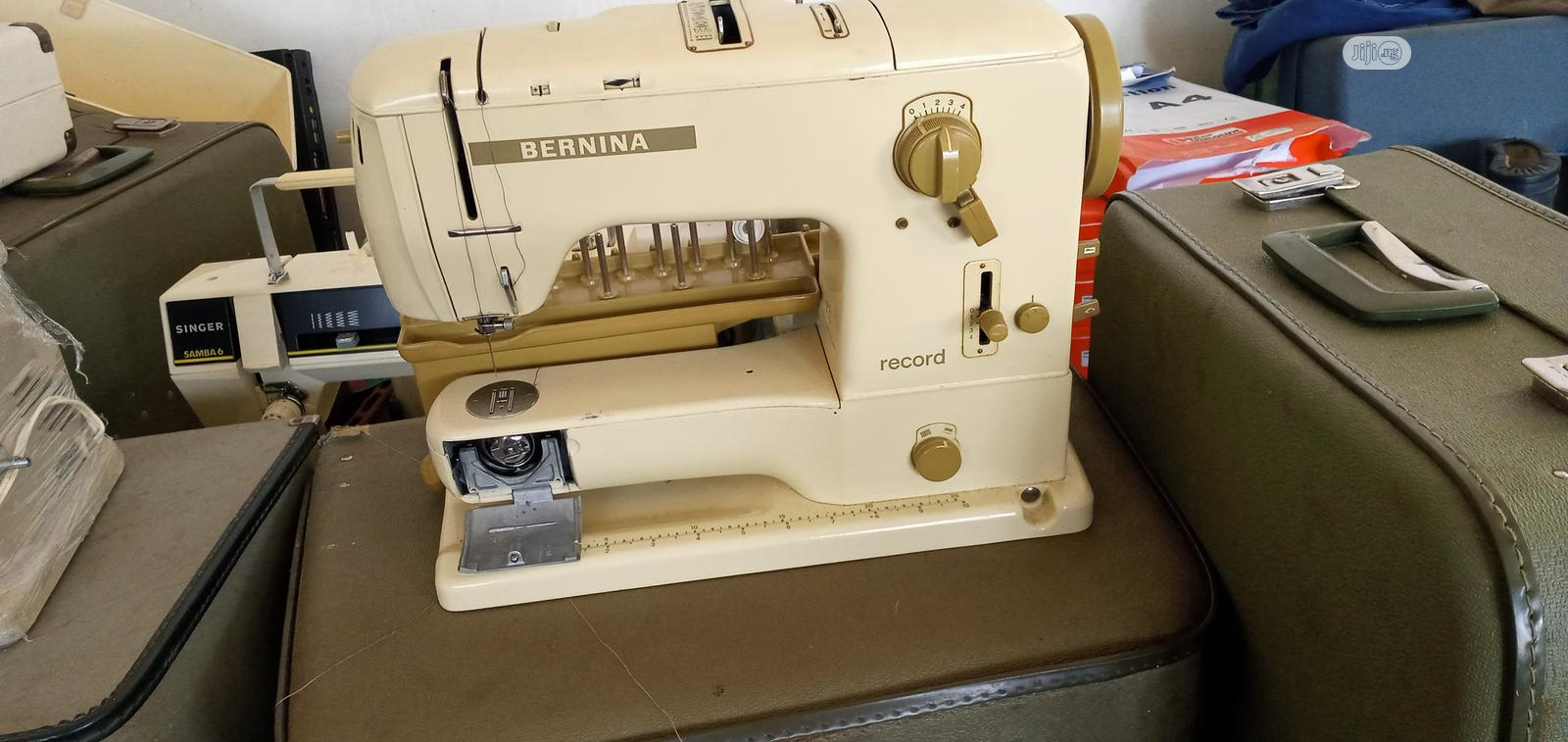 Archive: Industrial Sewing Machine