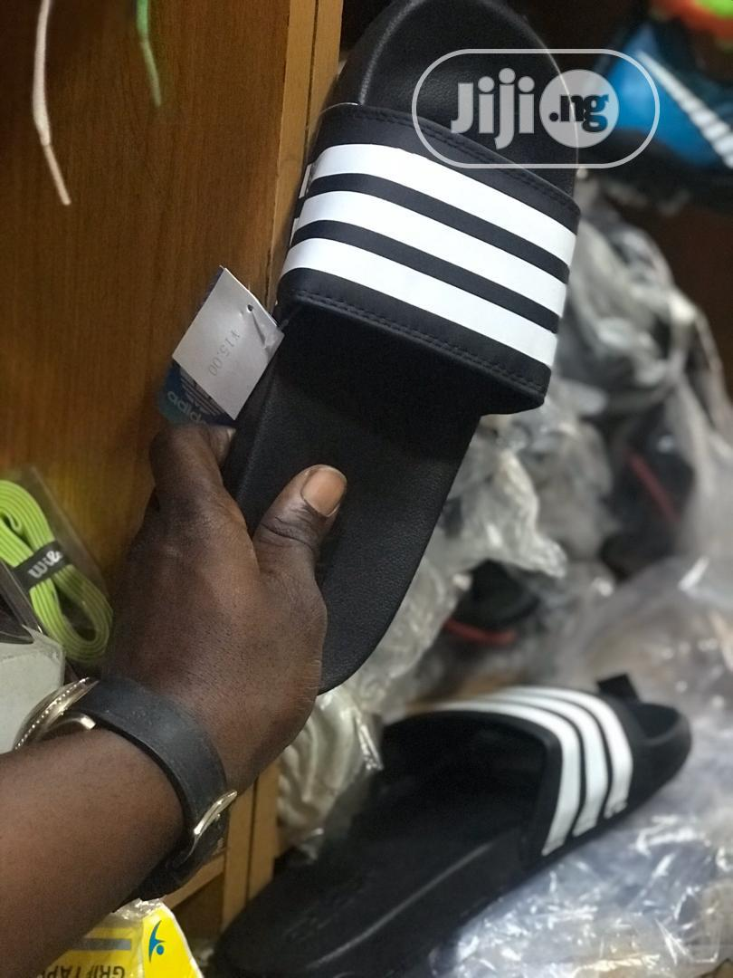 Quality Adidas Slides | Shoes for sale in Victoria Island, Lagos State, Nigeria