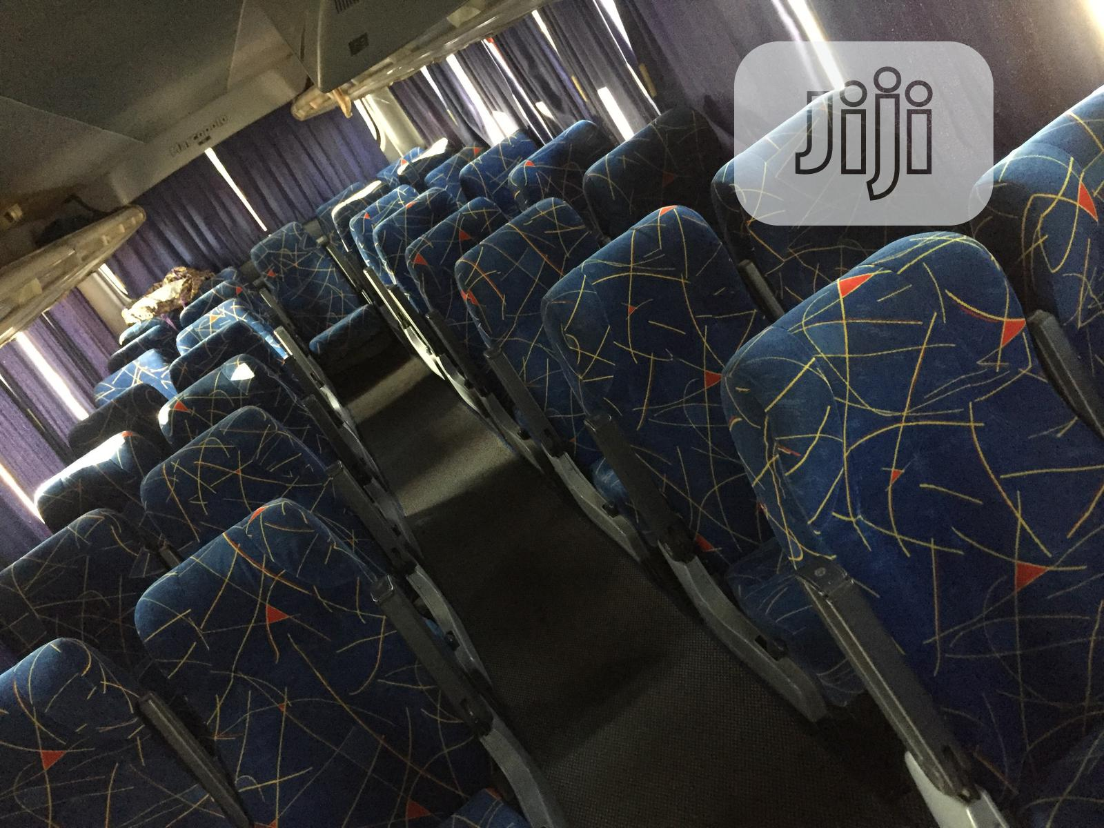 Volvo Marcopolo Paradiso Luxurious Bus | Buses & Microbuses for sale in Gwarinpa, Abuja (FCT) State, Nigeria
