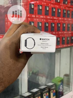 Apple Iwatch Series 3 42mm | Smart Watches & Trackers for sale in Lagos State, Ajah