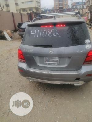 Mercedes-Benz GLK-Class 2015 Gray   Cars for sale in Lagos State, Isolo