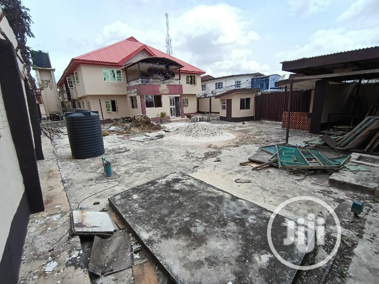 4 Units Of 3 Bedroom Flat With BQ In Opebi Ikeja