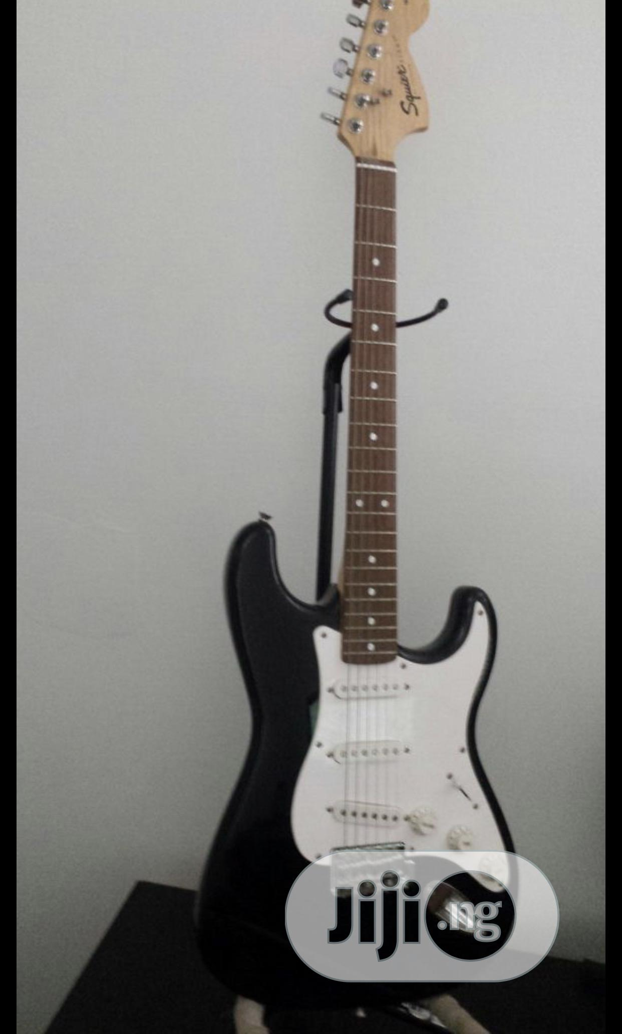 Fender Squier Guitar | Musical Instruments & Gear for sale in Amuwo-Odofin, Lagos State, Nigeria