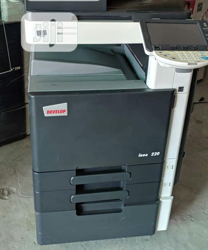 Konica Minolta Direct Image Printer C220 | Printers & Scanners for sale in Ikeja, Lagos State, Nigeria