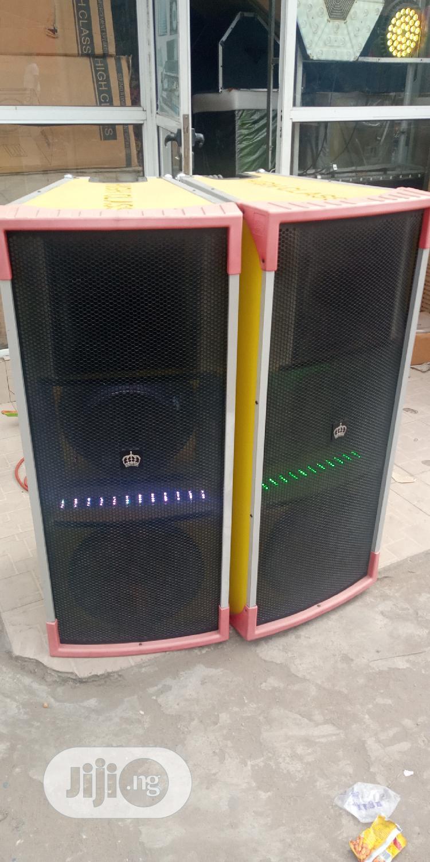 High Class Long Speaker No 1