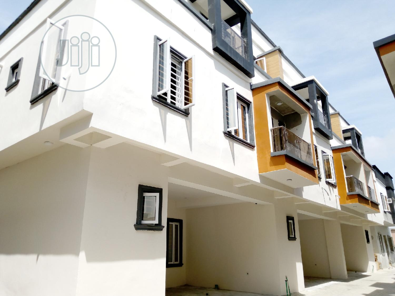 Tastefully 4 Bedroom Terrace Duplex B051