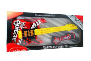 Guitar With Microphone   Toys for sale in Lagos State, Amuwo-Odofin
