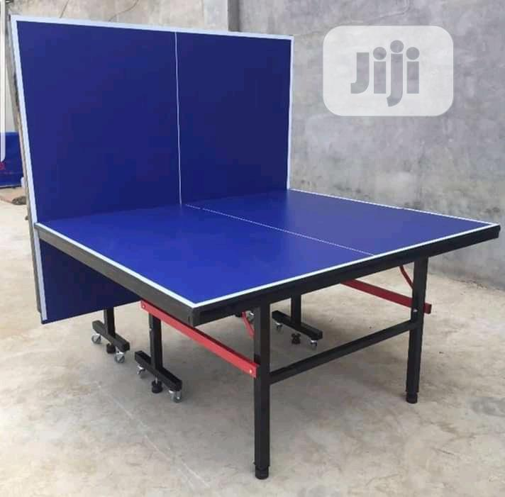 Archive: Outdoor Standard Table Tennis Board