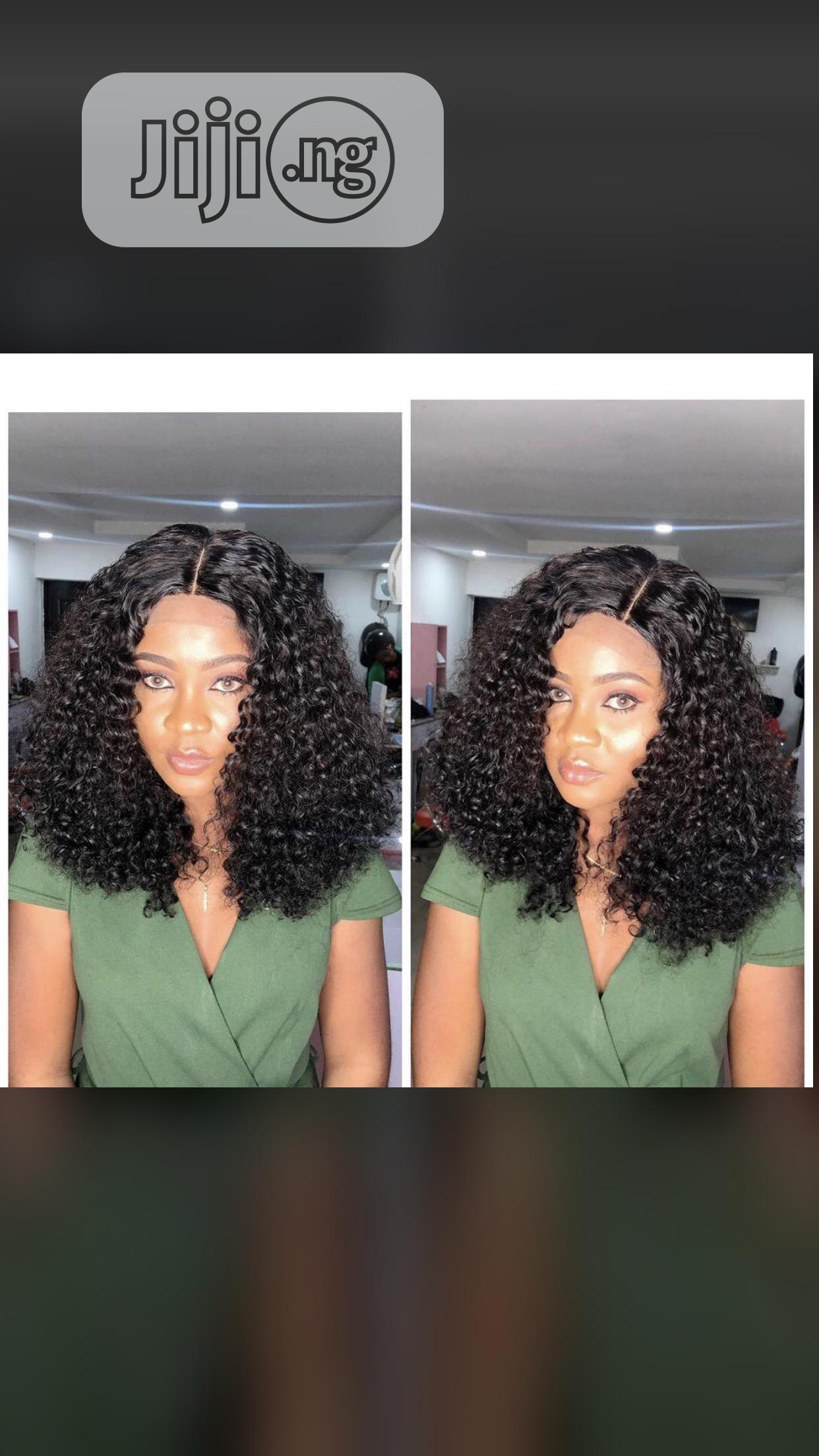 Super Double Drawn Pixie Curls | Hair Beauty for sale in Enugu, Enugu State, Nigeria