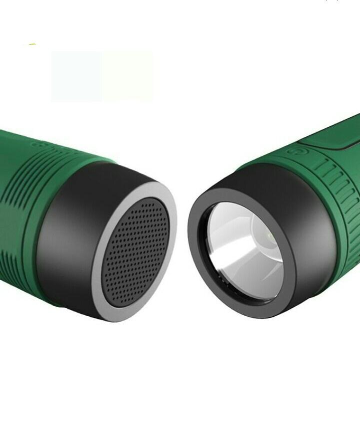 Archive: Zealot Wireless Bluetooth Speaker With Powerbank And Torch