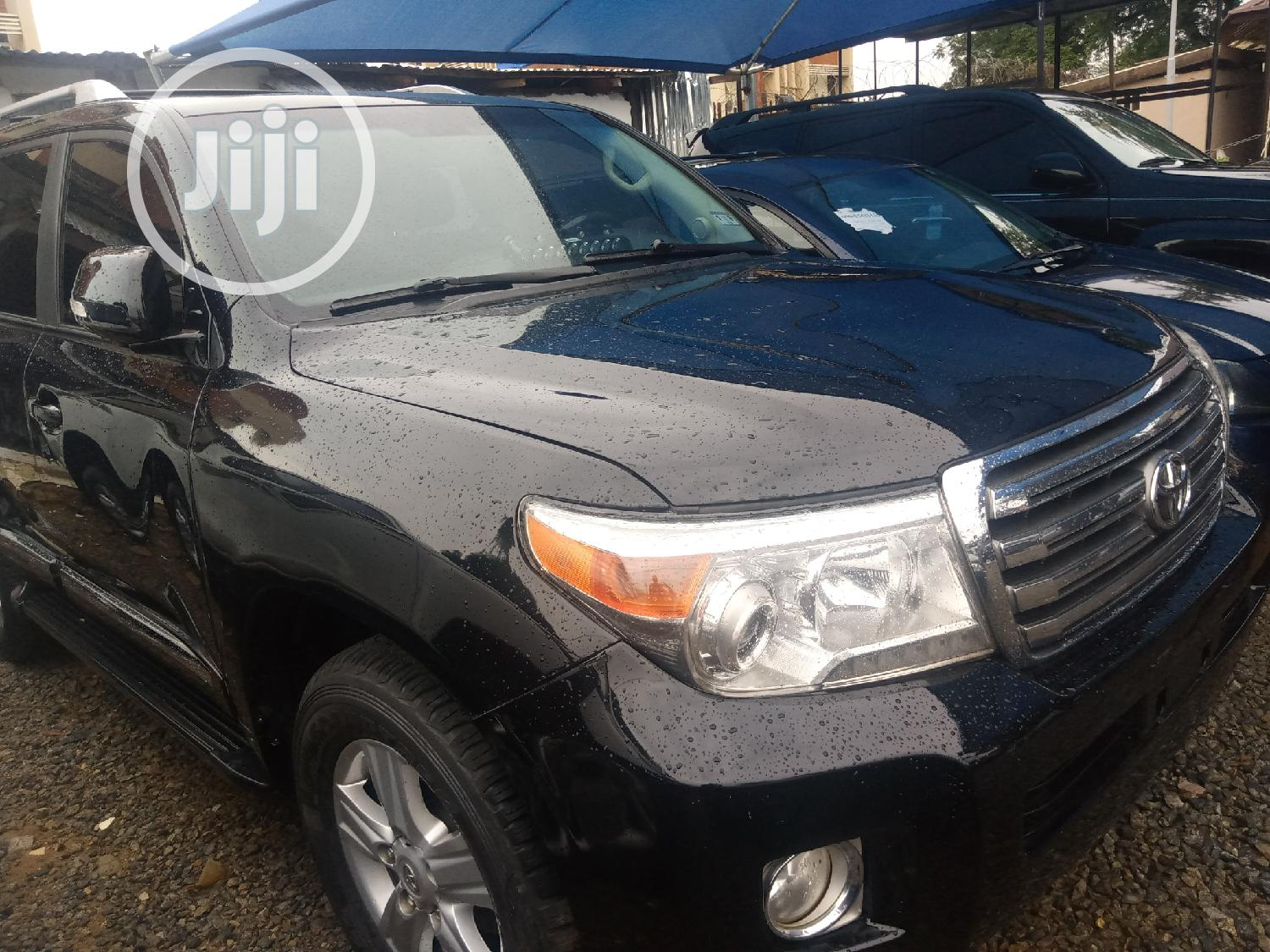 Toyota Land Cruiser 2014 Black | Cars for sale in Garki 2, Abuja (FCT) State, Nigeria
