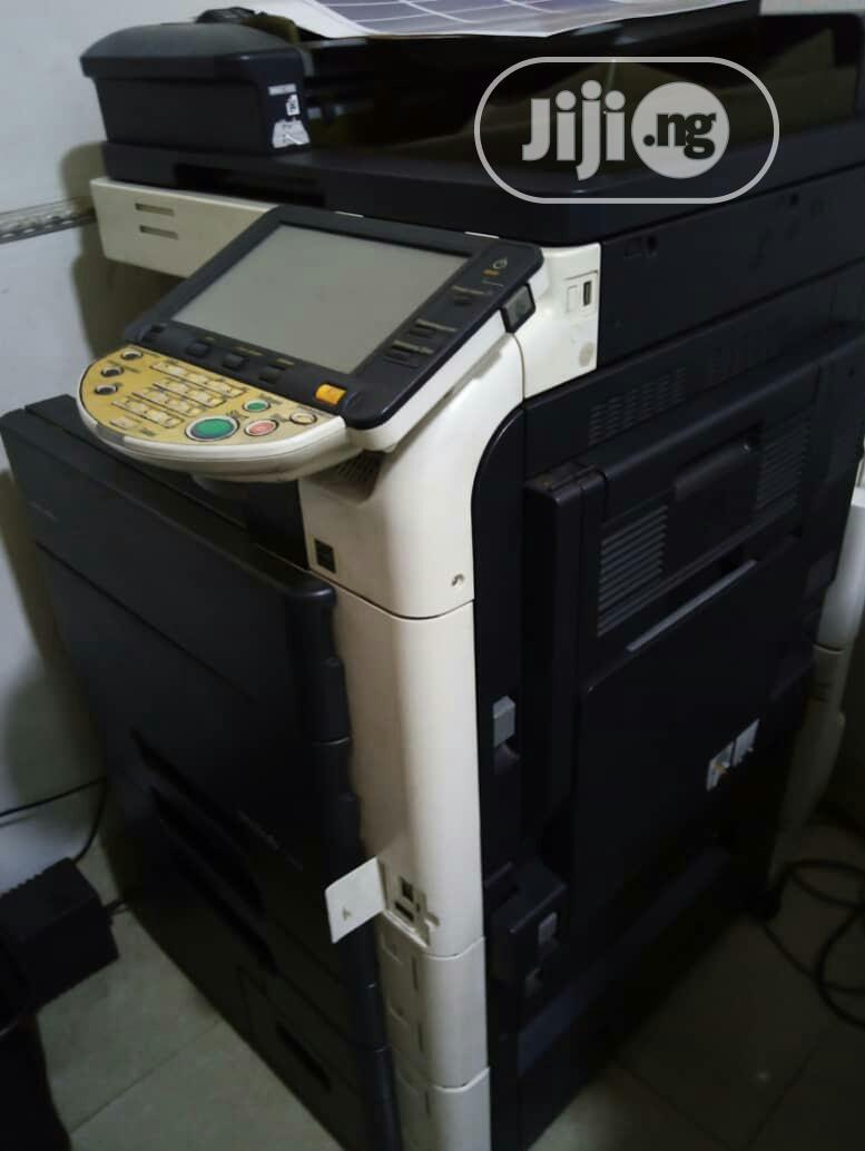 Konica Minolta Direct Image Printer C552