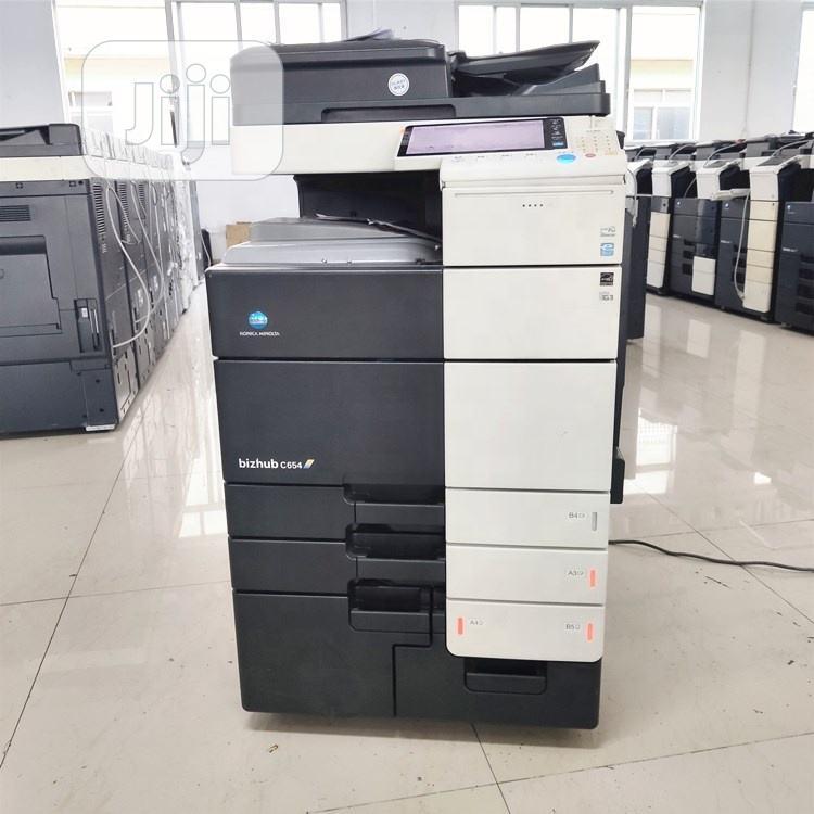 Konica Minolta Direct Image Printer C654