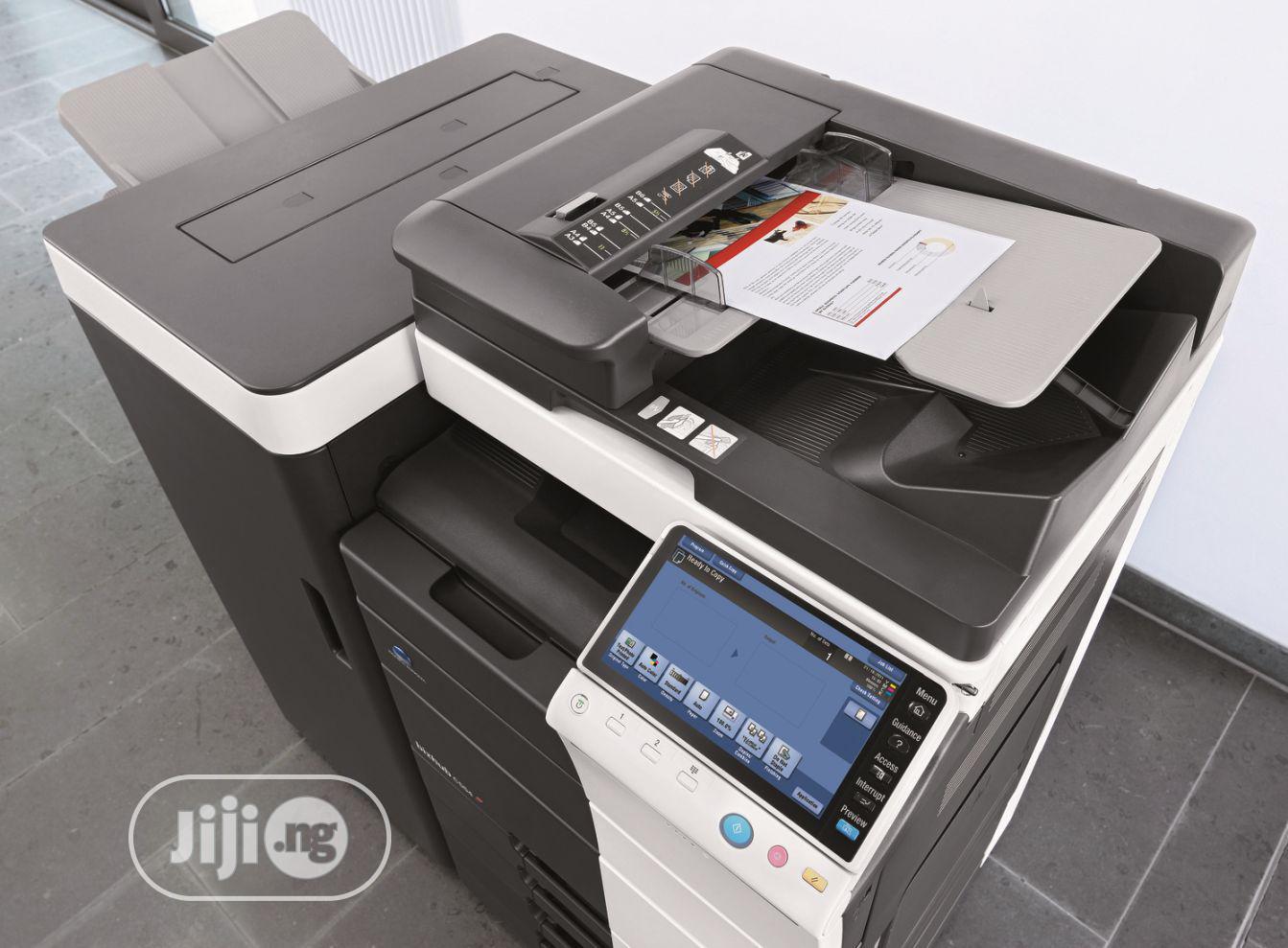 Konica Minolta Direct Image Printer C754 | Printers & Scanners for sale in Ikeja, Lagos State, Nigeria