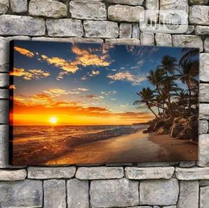 Nature Canvas Wall Piece | Home Accessories for sale in Lagos State, Agege