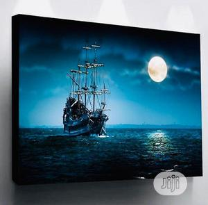 Ship Canvas Frame | Home Accessories for sale in Lagos State, Agege